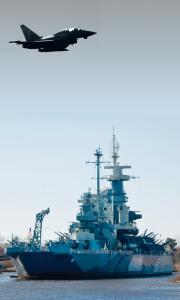 Ship & Jet