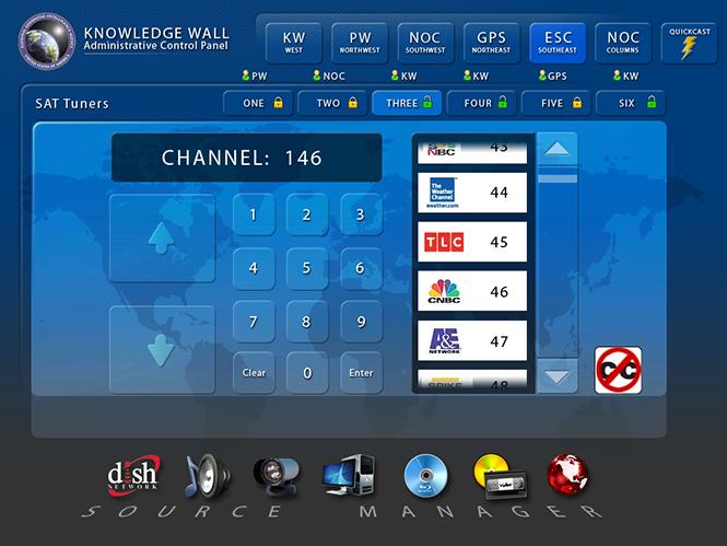 NGA-Knowledge-Wall